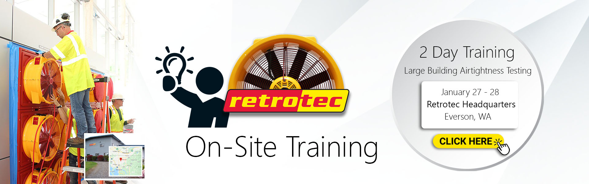 Retrotec Training